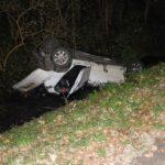 TZUMMARUM In de nacht van vrijdag na zaterdag heeft er op de Roordamaleane een eenzijdig ongeval plaats gevonden.